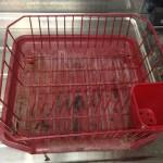 水切り籠の新調