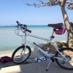 伊計島 往復70km